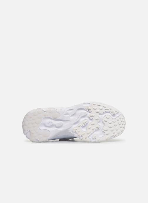 Sneaker Nike Nike React Presto (Gs) weiß ansicht von oben