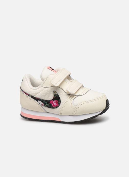 Sneaker Nike Nike Md Runner 2 Vf (Tdv) weiß ansicht von hinten
