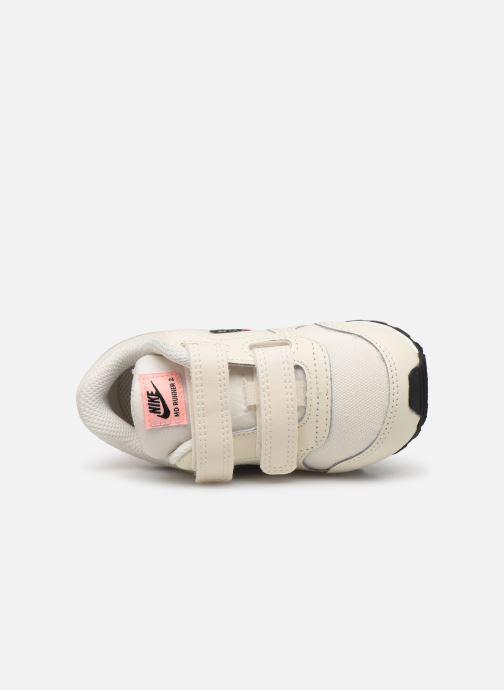 Sneakers Nike Nike Md Runner 2 Vf (Tdv) Hvid se fra venstre