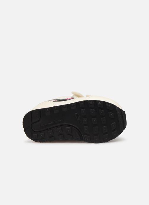 Deportivas Nike Nike Md Runner 2 Vf (Tdv) Blanco vista de arriba