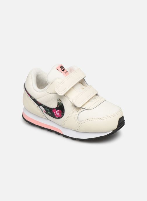 Deportivas Nike Nike Md Runner 2 Vf (Tdv) Blanco vista de detalle / par