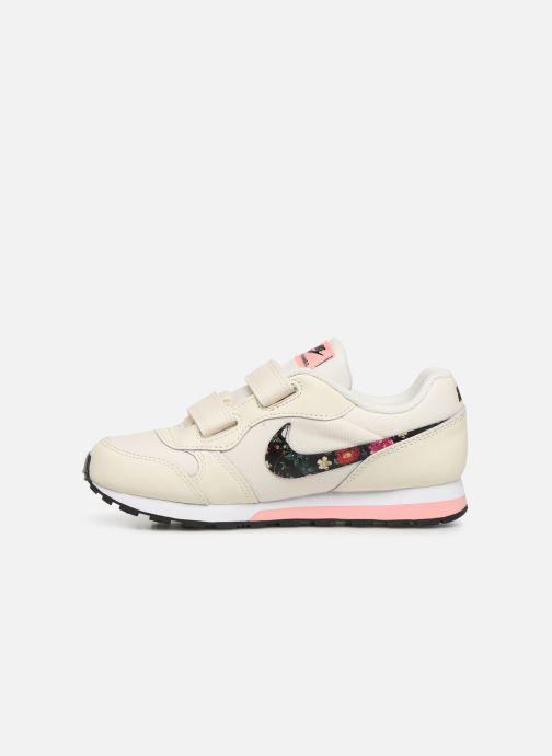 Sneakers Nike Nike Md Runner 2 Vf (Psv) Wit voorkant