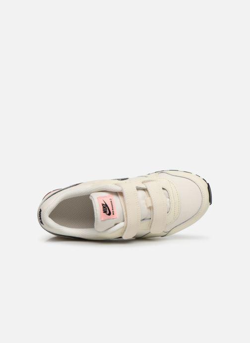 Baskets Nike Nike Md Runner 2 Vf (Psv) Blanc vue gauche