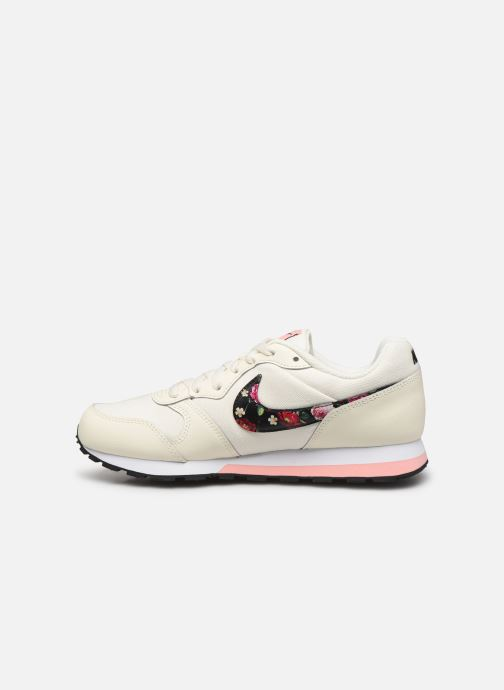 Baskets Nike Nike Md Runner 2 Vf (Gs) Blanc vue face