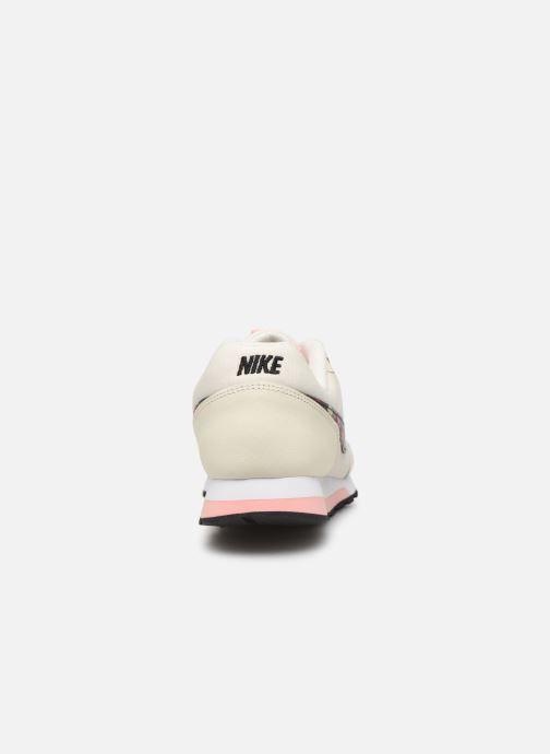 Baskets Nike Nike Md Runner 2 Vf (Gs) Blanc vue droite