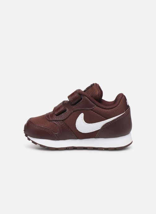 Baskets Nike Nike Md Runner 2 Pe (Tdv) Bordeaux vue face