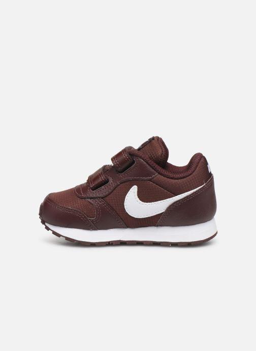 Sneakers Nike Nike Md Runner 2 Pe (Tdv) Bordeaux voorkant