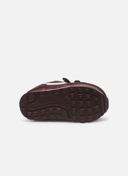 Sneakers Nike Nike Md Runner 2 Pe (Tdv) Bordeaux boven