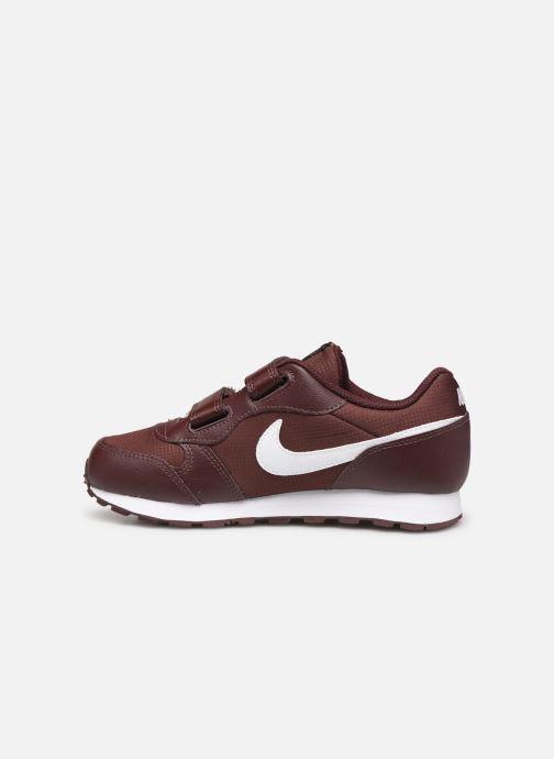 Sneaker Nike Nike Md Runner 2 Pe (Psv) weinrot ansicht von vorne