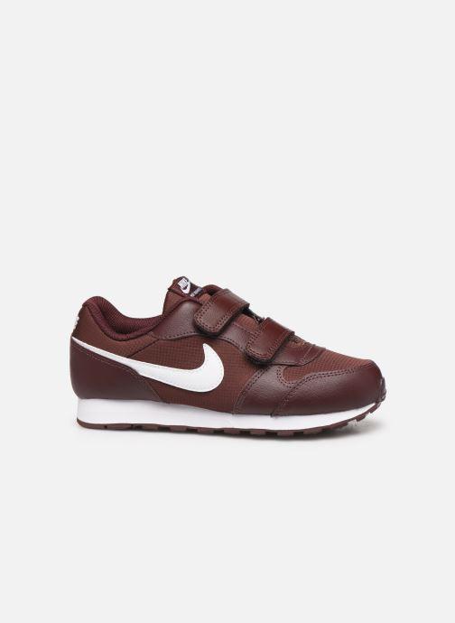 Sneaker Nike Nike Md Runner 2 Pe (Psv) weinrot ansicht von hinten