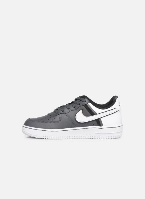 Baskets Nike Force 1 Lv8 2 (Ps) Gris vue face