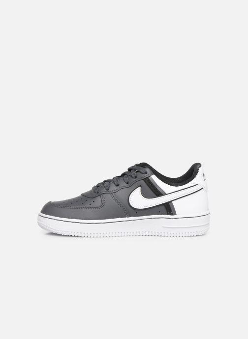 Sneaker Nike Force 1 Lv8 2 (Ps) grau ansicht von vorne