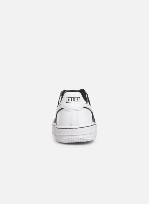 Baskets Nike Force 1 Lv8 2 (Ps) Gris vue droite