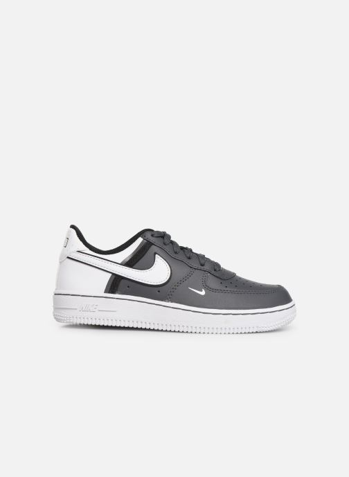 Sneaker Nike Force 1 Lv8 2 (Ps) grau ansicht von hinten