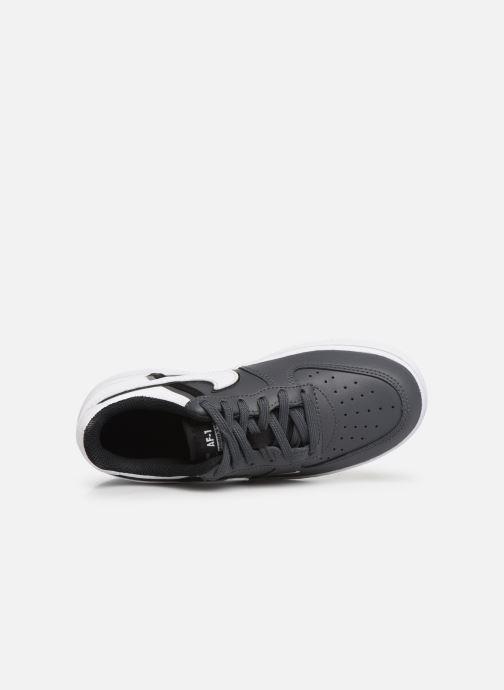 Sneaker Nike Force 1 Lv8 2 (Ps) grau ansicht von links