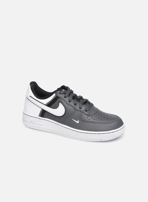 Trainers Nike Force 1 Lv8 2 (Ps) Grey detailed view/ Pair view