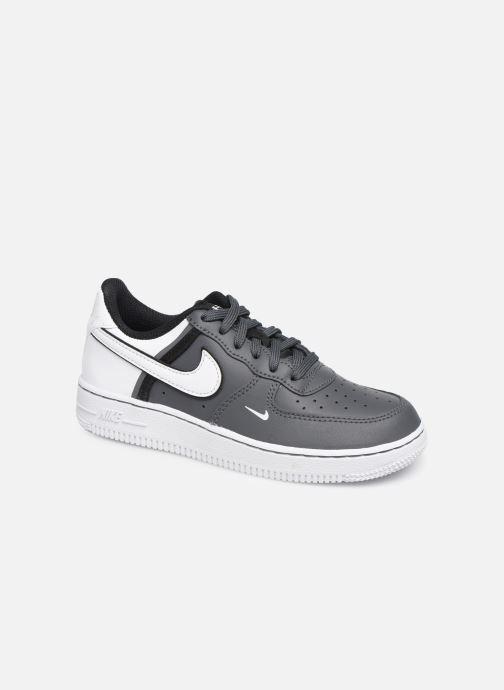 Sneaker Nike Force 1 Lv8 2 (Ps) grau detaillierte ansicht/modell