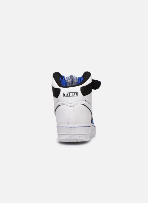 Sneakers Nike Air Force 1 High Lv8 2 (Gs) Blå Bild från höger sidan
