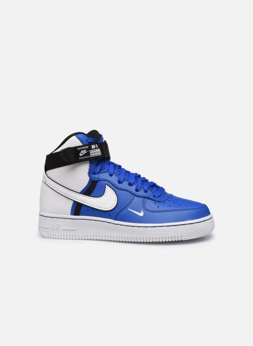 Sneakers Nike Air Force 1 High Lv8 2 (Gs) Blå bild från baksidan
