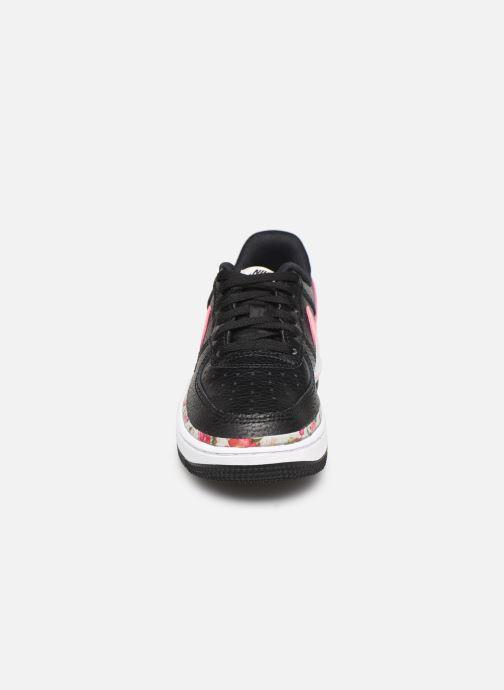 Baskets Nike Nike Force 1 Vf (Ps) Noir vue portées chaussures