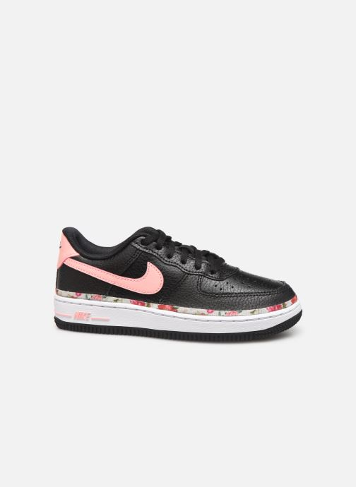 Trainers Nike Nike Force 1 Vf (Ps) Black back view