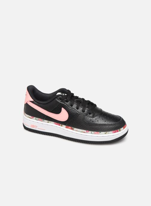 Trainers Nike Nike Force 1 Vf (Ps) Black detailed view/ Pair view