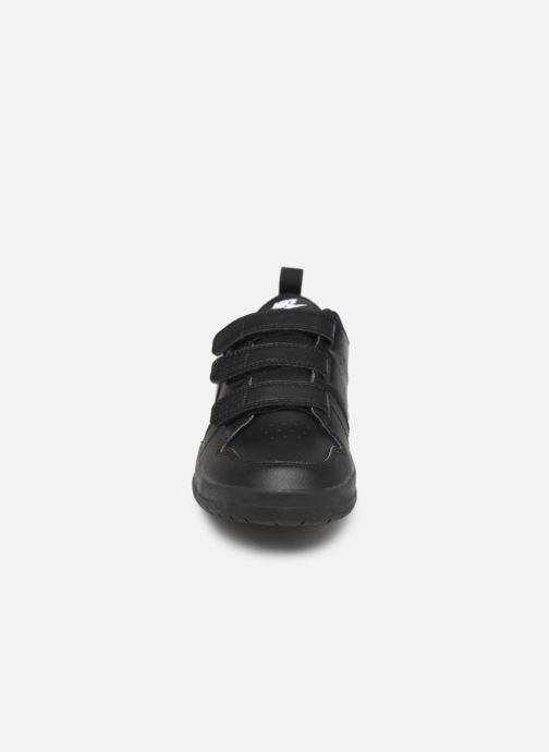 Deportivas Nike Nike Pico 5 (Gs) Negro vista del modelo
