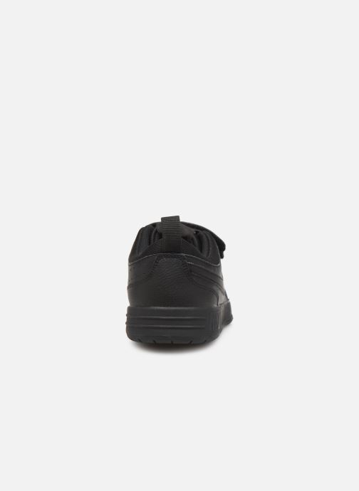 Trainers Nike Nike Pico 5 (Gs) Black view from the right