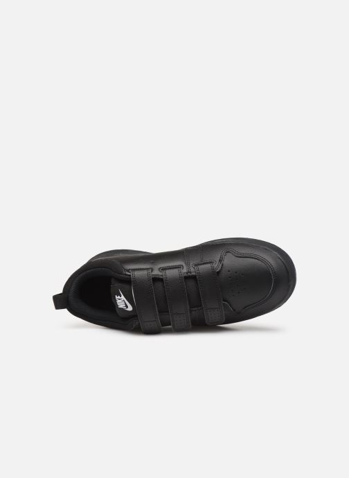Baskets Nike Nike Pico 5 (Gs) Noir vue gauche