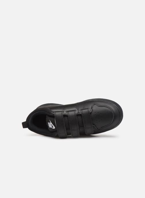 Sneakers Nike Nike Pico 5 (Gs) Zwart links