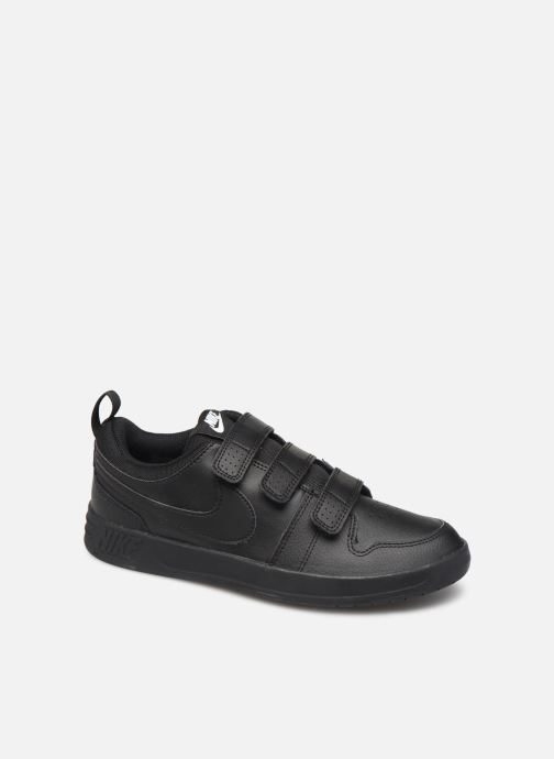 Deportivas Nike Nike Pico 5 (Gs) Negro vista de detalle / par
