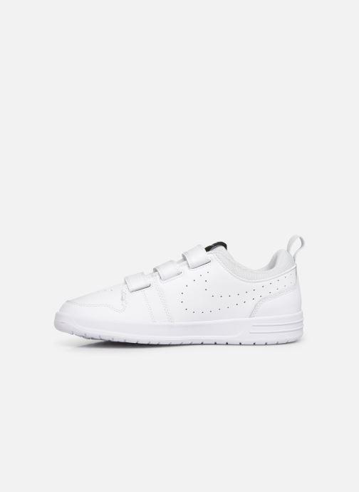 Sneaker Nike Nike Pico 5 (Gs) weiß ansicht von vorne
