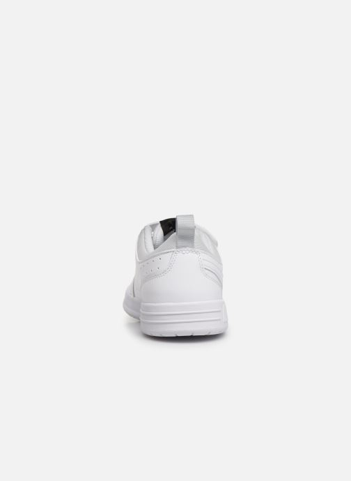 Sneaker Nike Nike Pico 5 (Gs) weiß ansicht von rechts