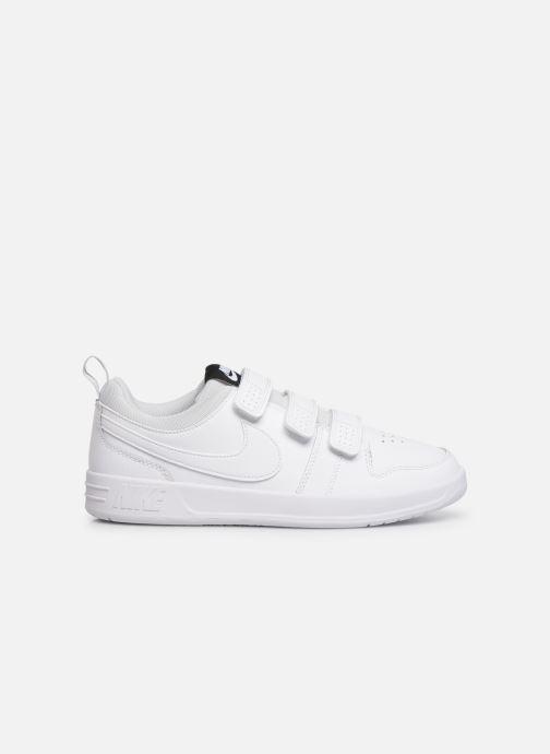 Sneaker Nike Nike Pico 5 (Gs) weiß ansicht von hinten