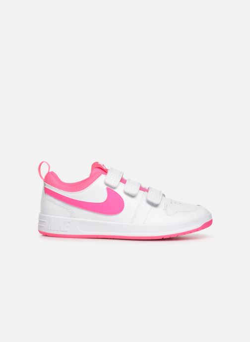 Sneakers Nike Nike Pico 5 (Gs) Wit achterkant