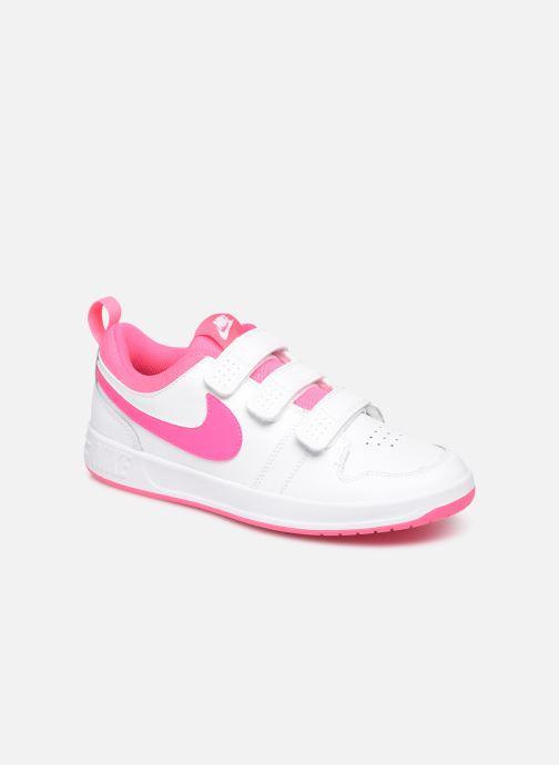 Nike Nike Pico 5 (Gs) (Blanc) Baskets chez Sarenza (378895)