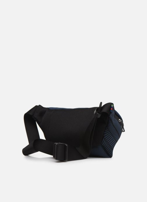 Portemonnaies & Clutches PS Paul Smith MENS BAG WAISTBAG MOTOR blau ansicht von rechts