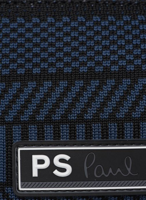 Portemonnaies & Clutches PS Paul Smith MENS BAG WAISTBAG MOTOR blau ansicht von links