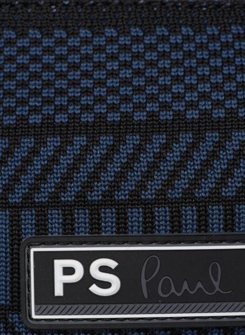 Petite Maroquinerie PS Paul Smith MENS BAG WAISTBAG MOTOR Bleu vue gauche