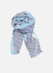 MEN SCARF LINEN STRIPES