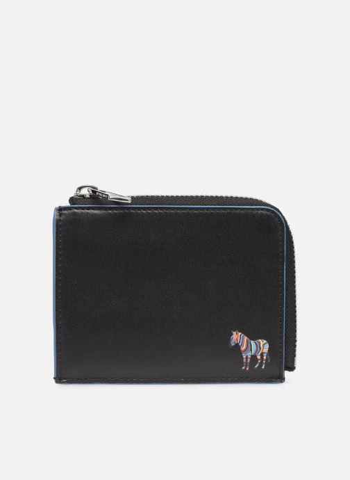 Portemonnaies & Clutches PS Paul Smith MEN WALLET CORNER ZIP schwarz detaillierte ansicht/modell