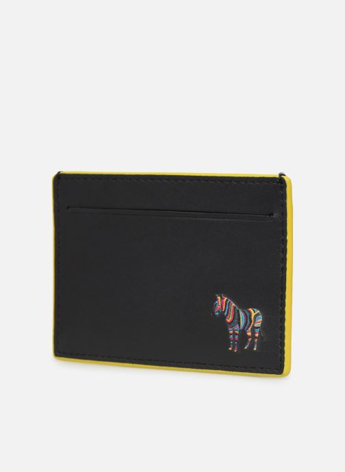 Kleine lederwaren PS Paul Smith MEN WALLET CRD HOLDER Zwart model