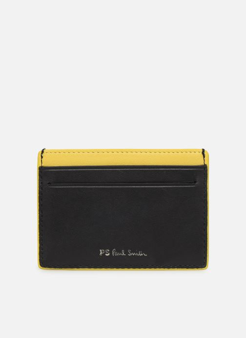 Kleine lederwaren PS Paul Smith MEN WALLET CRD HOLDER Zwart voorkant