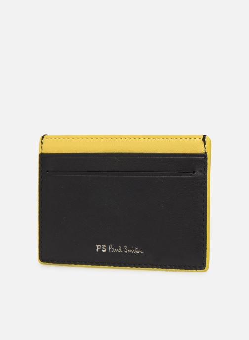 Kleine lederwaren PS Paul Smith MEN WALLET CRD HOLDER Zwart rechts
