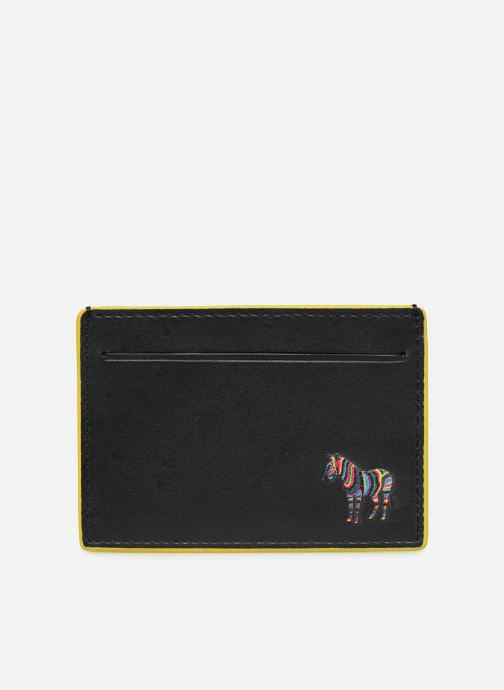 Kleine lederwaren PS Paul Smith MEN WALLET CRD HOLDER Zwart detail