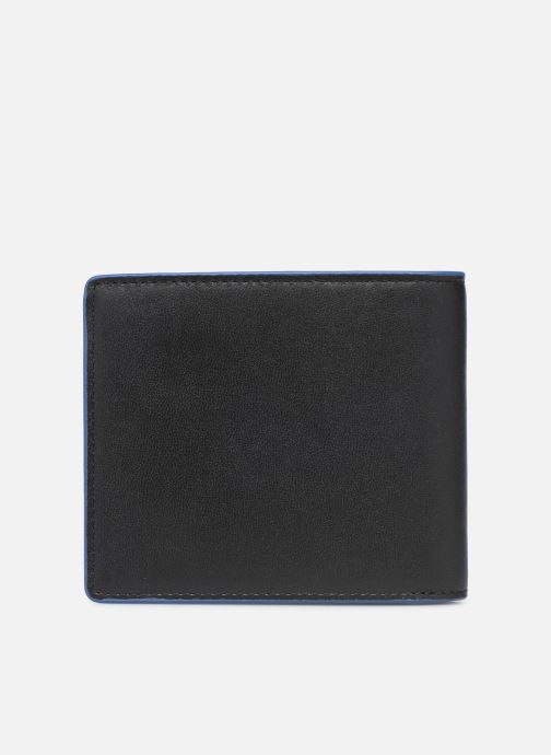 Kleine lederwaren PS Paul Smith MEN WALLET BFLD ZEBRA Zwart voorkant