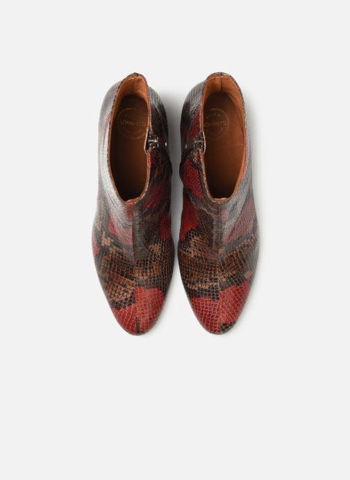 Bottines et boots Made by SARENZA Soft Folk Boots #11 Marron vue portées chaussures