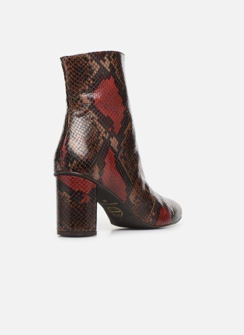 Bottines et boots Made by SARENZA Soft Folk Boots #11 Marron vue face