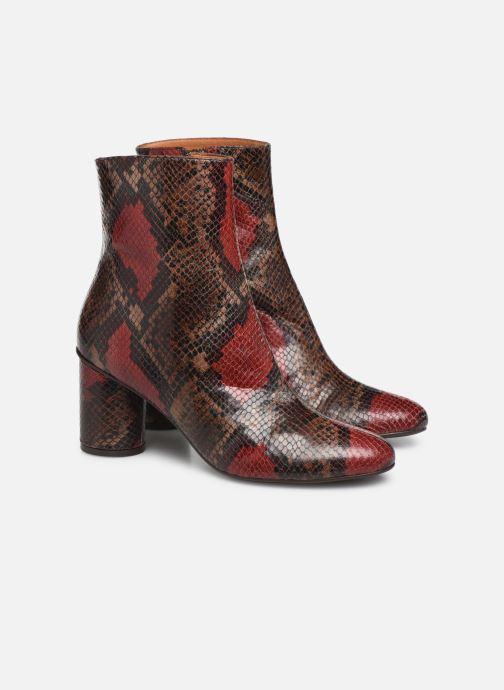 Boots en enkellaarsjes Made by SARENZA Soft Folk Boots #11 Bruin achterkant
