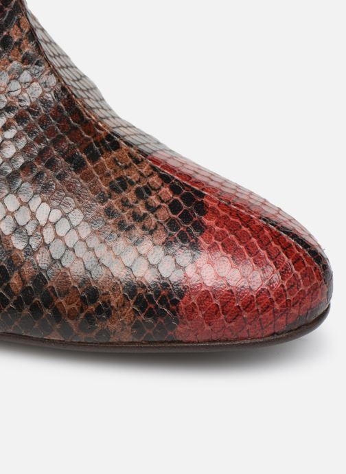 Stiefeletten & Boots Made by SARENZA Soft Folk Boots #11 braun ansicht von links